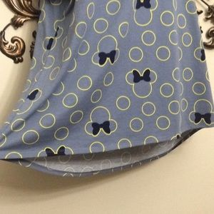 LuLaRoe Tops - Disney LuLaRoe Irma Minnie Mouse shirt 2xl